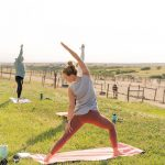 Yoga on the Farm 1 of 2